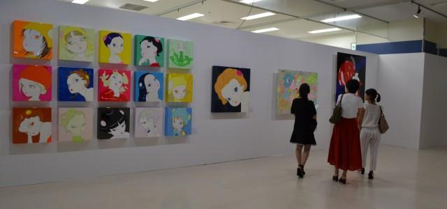 「FINAL FANTASYと天野喜孝の世界展」が9月2日まで、池袋・サンシャインシティで開催している。 天野喜孝氏は世界的人気を誇るロールプルイングゲーム「ファイルファンタジー」シリーズのイメージイラストをはじめ、装幀 […]